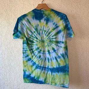 Homemade tie dye t-shirt size M